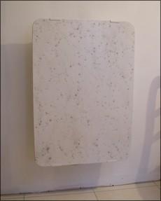 Radiateur CAMPA pierre naturelle vertical
